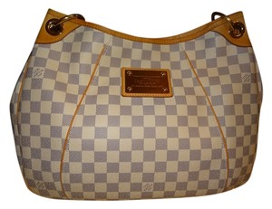 Louis Vuitton Galliera Pm Leather Hobo Bag