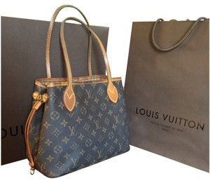 Louis Vuitton Tote in Momogram Brown
