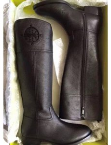 Tory Burch Black. Boots