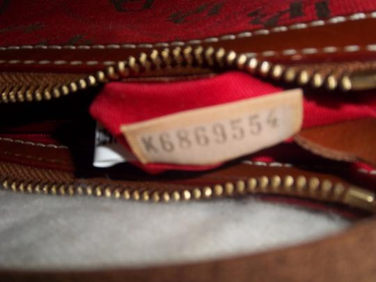 Dooney & Bourke Vintage Logo Shoulder Bag