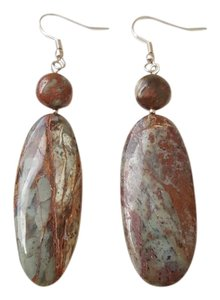 Other Stunning vintage stone earrings