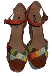 Mia Shoes Multiple color Wedges