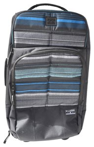Billabong Carry On Travel Black/blue Travel Bag