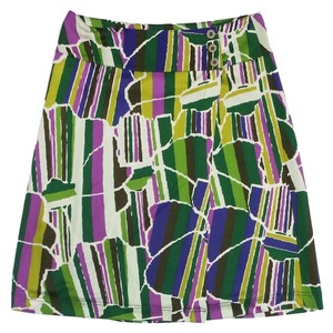 Missoni Abstract Print Wrap Skirt