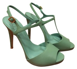 Tory Burch Mint/turquoise Pumps