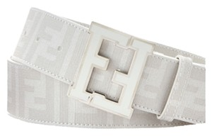 Fendi Fendi College Logo Belt