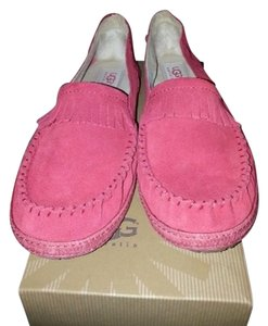 UGG Boots Red Flats