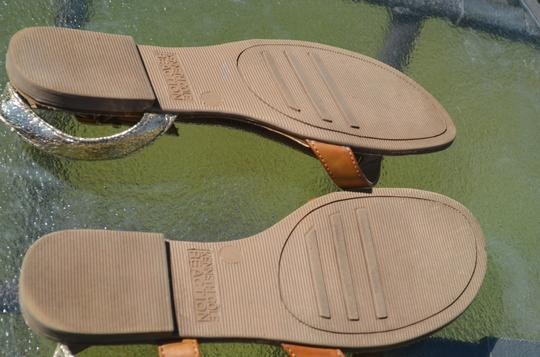 Kenneth Cole Reaction Brown Sandals