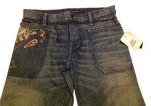 Ralph Lauren Capri/Cropped Denim-Medium Wash