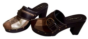 UNIONBAY Multi, browns Mules
