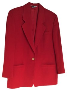 Austin Reed Red Blazer