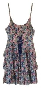Millau short dress Floral Trendy Summer on Tradesy