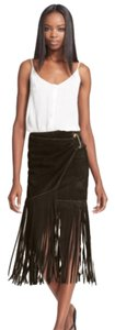 Tamara Mellon Skirt Brown