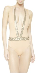 La Perla LA PERLA NON-WIRED CLEMATIS SWIMMING SUIT