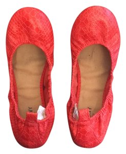 Old Navy Coral Flats