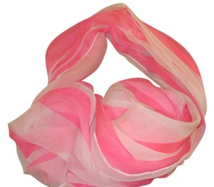 h&m Hot and baby pink H&M scarf