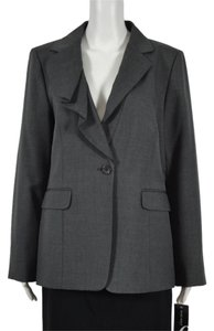 Nine West Jacket Only Charcoal Blazer