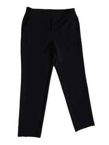 St. John Caviar Trouser Pants Black