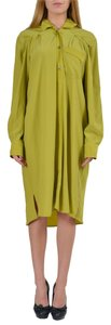 Maison Martin Margiela short dress Light Green on Tradesy