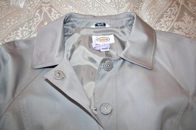 Talbots Grey Jacket Like New Size 12 Price Goes Up 12/1 Tunic