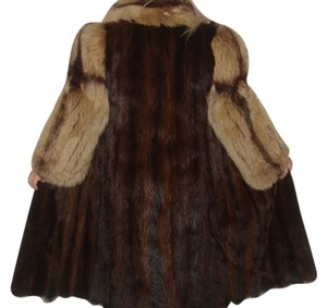 SABLE FOX FUR COAT Fur Coat