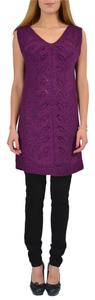Maison Margiela short dress Purple on Tradesy