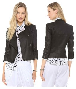 Helmut Lang Alice + Olivia Black Jacket