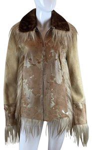 Eugenio Bautista Fur Coat