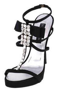 Dsquared2 Evening Dsquared Black Sandals