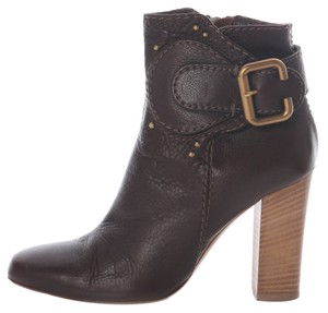 Chloé Paddington Brown Cl.ej0505.17 Ankle Boots