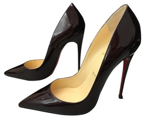 Christian Louboutin So Kate So Kate Rouge Noir Pumps