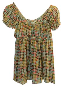 Trina Turk Top Multicolored