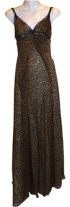 Leopard black Maxi Dress by Dolce&Gabbana
