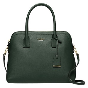 Kate Spade Satchel in Night Forest