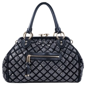Marc Jacobs Limited Edition Rare Satchel in Black