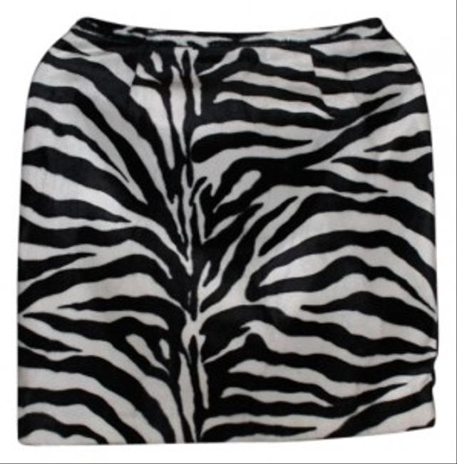 Casual Corner Annex Skirt Animal Print
