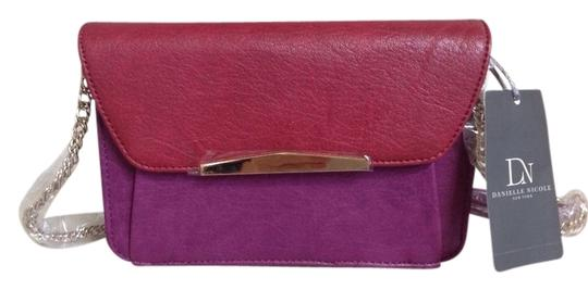 Danielle Nicole Gemma Berry/Wine Cross Body Bag