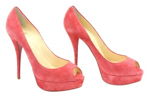 Christian Louboutin Rose Pink Pumps