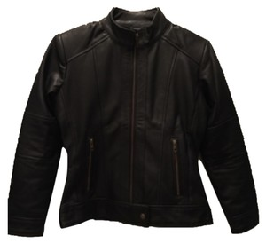Other Blac Leather Jacket