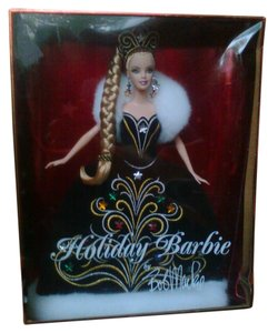 Barbie 2006 holiday barbie in original box