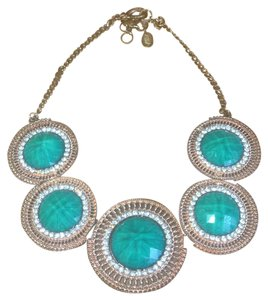 Amrita Singh Faye Disc Necklace