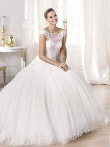 Pronovias Leonela Wedding Dress