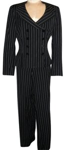 Ralph Lauren Collection Ralph Lauren Collection Harrison Pinstripe Wool Pant