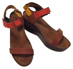 Naot Wedges Wedges