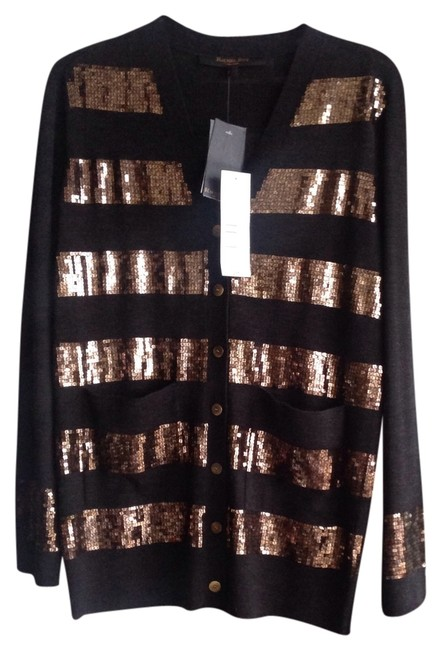 Preload https://img-static.tradesy.com/item/990500/rachel-roy-blackgold-it-is-a-steal-at-this-price-blazer-size-6-s-0-0-650-650.jpg