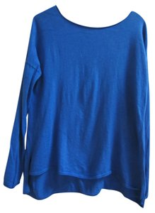 Vince Cotton Casual Comfortable Textured Tunic
