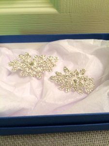 Bel Aire Bridal Silver Pins Hair Accessory