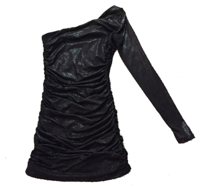 Preload https://img-static.tradesy.com/item/9905608/forever-21-shiny-black-mini-night-out-dress-size-8-m-0-1-650-650.jpg