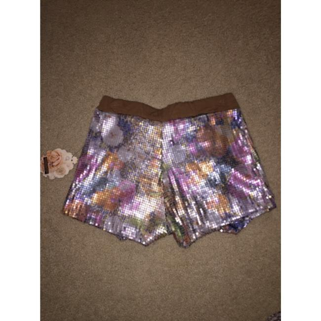 Other Mini Skirt multi color