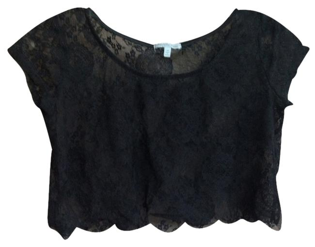 Preload https://item2.tradesy.com/images/charlotte-russe-top-black-990676-0-0.jpg?width=400&height=650